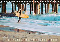 Surfen - die perfekte Welle (Tischkalender 2019 DIN A5 quer) - Produktdetailbild 10