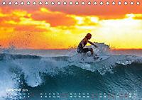 Surfen - die perfekte Welle (Tischkalender 2019 DIN A5 quer) - Produktdetailbild 12