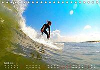 Surfen - die perfekte Welle (Tischkalender 2019 DIN A5 quer) - Produktdetailbild 4