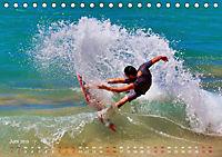 Surfen - die perfekte Welle (Tischkalender 2019 DIN A5 quer) - Produktdetailbild 6