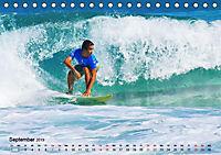 Surfen - die perfekte Welle (Tischkalender 2019 DIN A5 quer) - Produktdetailbild 9