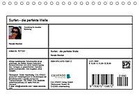 Surfen - die perfekte Welle (Tischkalender 2019 DIN A5 quer) - Produktdetailbild 13