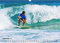 Surfen - die perfekte Welle (Wandkalender 2019 DIN A3 quer) - Produktdetailbild 9