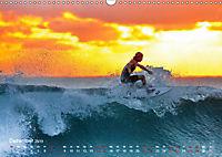 Surfen - die perfekte Welle (Wandkalender 2019 DIN A3 quer) - Produktdetailbild 12