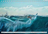 Surfen - Wasser, Wind und coole Typen (Tischkalender 2019 DIN A5 quer) - Produktdetailbild 4