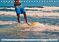 Surfen - Wasser, Wind und coole Typen (Tischkalender 2019 DIN A5 quer) - Produktdetailbild 9