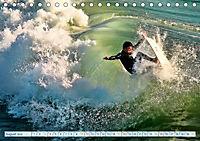 Surfen - Wasser, Wind und coole Typen (Tischkalender 2019 DIN A5 quer) - Produktdetailbild 8
