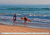 Surfen - Wasser, Wind und coole Typen (Tischkalender 2019 DIN A5 quer) - Produktdetailbild 7