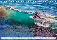 Surfen - Wasser, Wind und coole Typen (Tischkalender 2019 DIN A5 quer) - Produktdetailbild 10