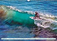 Surfen - Wasser, Wind und coole Typen (Wandkalender 2019 DIN A3 quer) - Produktdetailbild 10