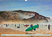 Surfen - Wasser, Wind und coole Typen (Wandkalender 2019 DIN A3 quer) - Produktdetailbild 1