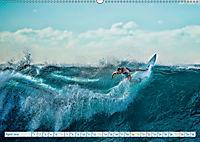 Surfen - Wasser, Wind und coole Typen (Wandkalender 2019 DIN A2 quer) - Produktdetailbild 4