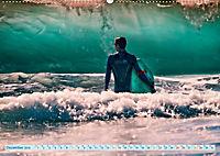 Surfen - Wasser, Wind und coole Typen (Wandkalender 2019 DIN A2 quer) - Produktdetailbild 12