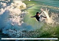 Surfen - Wasser, Wind und coole Typen (Wandkalender 2019 DIN A2 quer) - Produktdetailbild 8