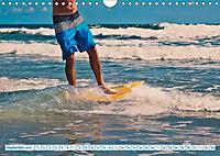 Surfen - Wasser, Wind und coole Typen (Wandkalender 2019 DIN A4 quer) - Produktdetailbild 9