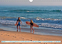 Surfen - Wasser, Wind und coole Typen (Wandkalender 2019 DIN A4 quer) - Produktdetailbild 7