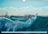 Surfen - Wasser, Wind und coole Typen (Wandkalender 2019 DIN A4 quer) - Produktdetailbild 4