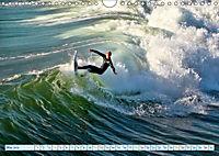 Surfen - Wasser, Wind und coole Typen (Wandkalender 2019 DIN A4 quer) - Produktdetailbild 5