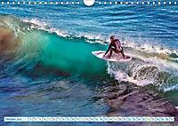 Surfen - Wasser, Wind und coole Typen (Wandkalender 2019 DIN A4 quer) - Produktdetailbild 10