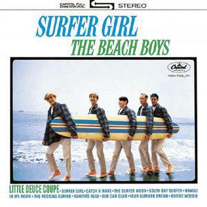 Surfer Girl / Shut Down Vol 2, The Beach Boys