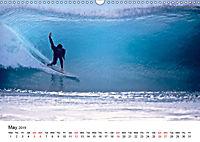 SURFERS AND WAVES (Wall Calendar 2019 DIN A3 Landscape) - Produktdetailbild 5