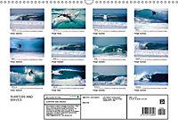 SURFERS AND WAVES (Wall Calendar 2019 DIN A3 Landscape) - Produktdetailbild 13