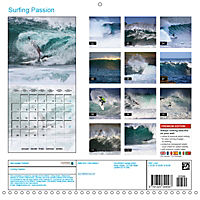 Surfing Passion (Wall Calendar 2019 300 × 300 mm Square) - Produktdetailbild 13