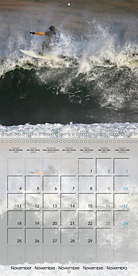 Surfing Passion (Wall Calendar 2019 300 × 300 mm Square) - Produktdetailbild 11