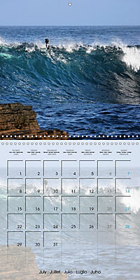 Surfing Passion (Wall Calendar 2019 300 × 300 mm Square) - Produktdetailbild 7