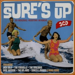 Surf'S Up (Lim.Metalbox Ed.), Diverse Interpreten