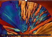 Surreale Farbwelten - Mikrokristalle (Wandkalender 2019 DIN A3 quer) - Produktdetailbild 4