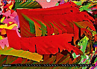Surreale Farbwelten - Mikrokristalle (Wandkalender 2019 DIN A3 quer) - Produktdetailbild 8