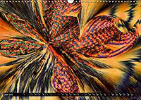 Surreale Farbwelten - Mikrokristalle (Wandkalender 2019 DIN A3 quer) - Produktdetailbild 6