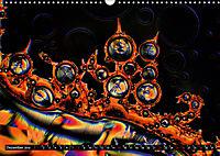 Surreale Farbwelten - Mikrokristalle (Wandkalender 2019 DIN A3 quer) - Produktdetailbild 12