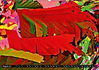 Surreale Farbwelten - Mikrokristalle (Wandkalender 2019 DIN A2 quer) - Produktdetailbild 8