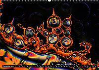 Surreale Farbwelten - Mikrokristalle (Wandkalender 2019 DIN A2 quer) - Produktdetailbild 12