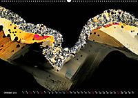 Surreale Farbwelten - Mikrokristalle (Wandkalender 2019 DIN A2 quer) - Produktdetailbild 10