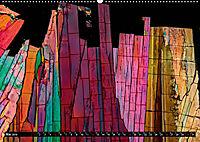 Surreale Farbwelten - Mikrokristalle (Wandkalender 2019 DIN A2 quer) - Produktdetailbild 5