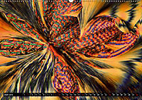 Surreale Farbwelten - Mikrokristalle (Wandkalender 2019 DIN A2 quer) - Produktdetailbild 6