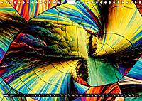 Surreale Farbwelten - Mikrokristalle (Wandkalender 2019 DIN A4 quer) - Produktdetailbild 3