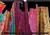 Surreale Farbwelten - Mikrokristalle (Wandkalender 2019 DIN A4 quer) - Produktdetailbild 5