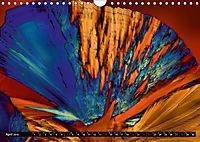Surreale Farbwelten - Mikrokristalle (Wandkalender 2019 DIN A4 quer) - Produktdetailbild 4