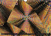 Surreale Farbwelten - Mikrokristalle (Wandkalender 2019 DIN A4 quer) - Produktdetailbild 7