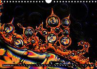 Surreale Farbwelten - Mikrokristalle (Wandkalender 2019 DIN A4 quer) - Produktdetailbild 12