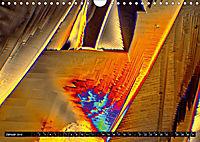 Surreale Farbwelten - Mikrokristalle (Wandkalender 2019 DIN A4 quer) - Produktdetailbild 1