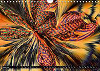 Surreale Farbwelten - Mikrokristalle (Wandkalender 2019 DIN A4 quer) - Produktdetailbild 6