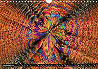 Surreale Farbwelten - Mikrokristalle (Wandkalender 2019 DIN A4 quer) - Produktdetailbild 9