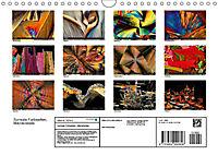 Surreale Farbwelten - Mikrokristalle (Wandkalender 2019 DIN A4 quer) - Produktdetailbild 13