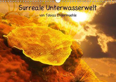 Surreale Unterwasserwelt (Wandkalender 2019 DIN A3 quer), Tobias Indermuehle