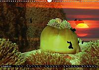 Surreale Unterwasserwelt (Wandkalender 2019 DIN A3 quer) - Produktdetailbild 8